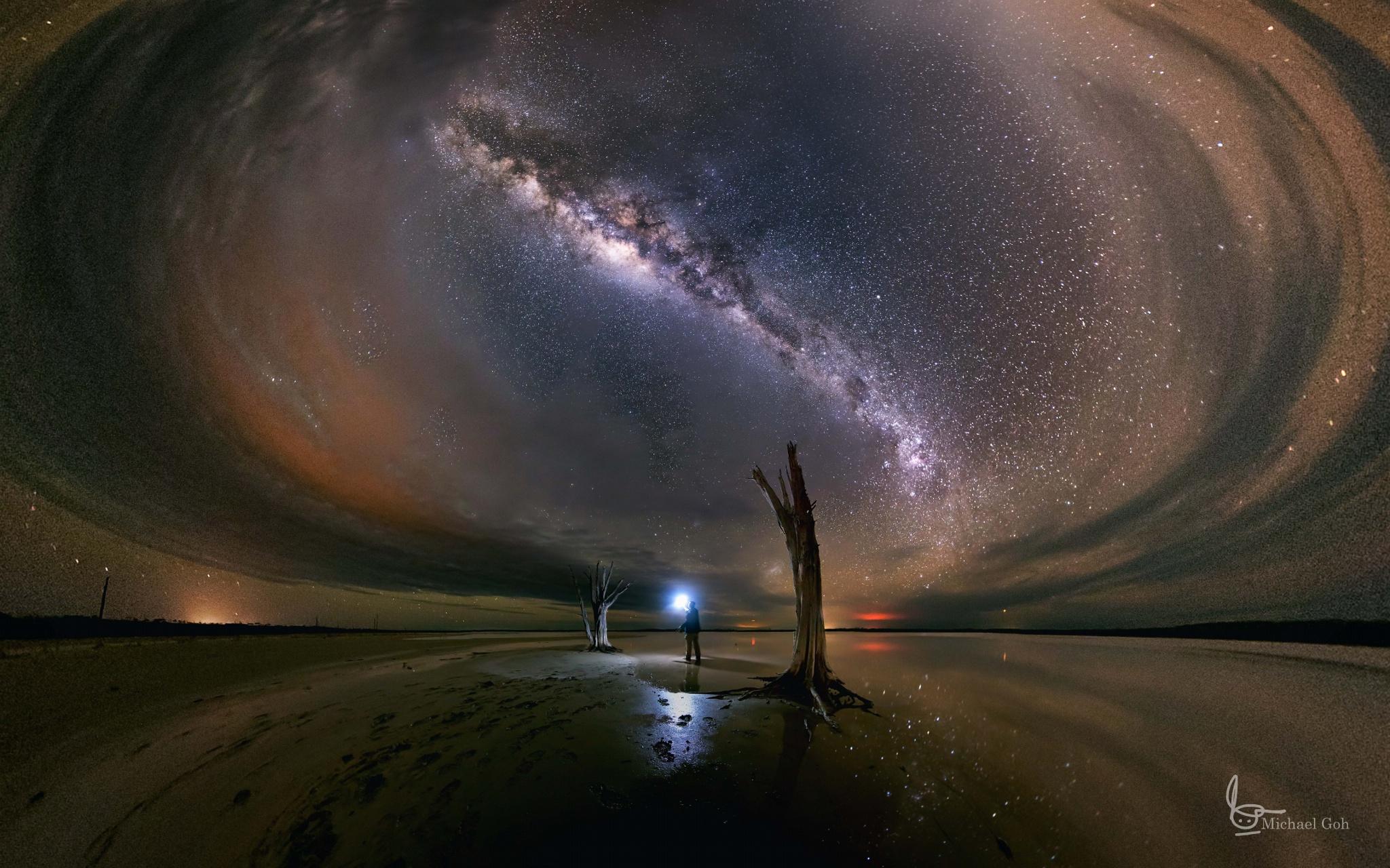 ночные фотографы