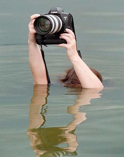 что мешает фотографу