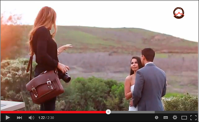 видеоурок по съемке свадьбы