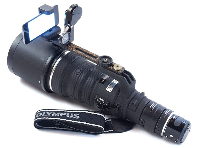 что такое система система Olympus Air