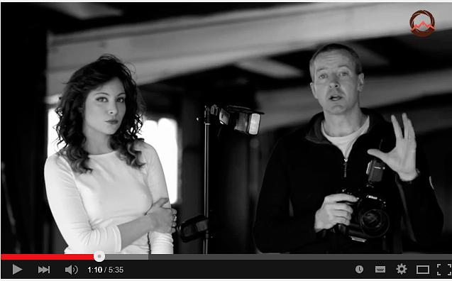 видеоурок как пользоваться накамерной вспышкой