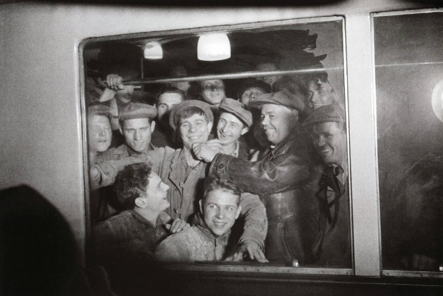 Иван Шагин фотография 1935 года