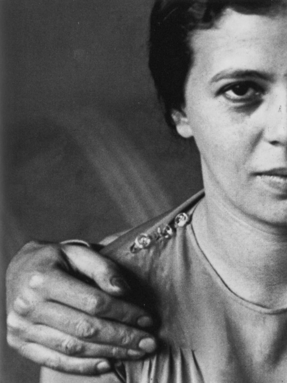 André Kertész «Сали и я»