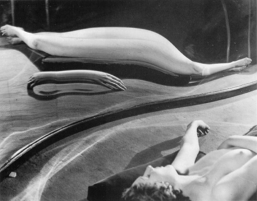André Kertész. Дисторсии
