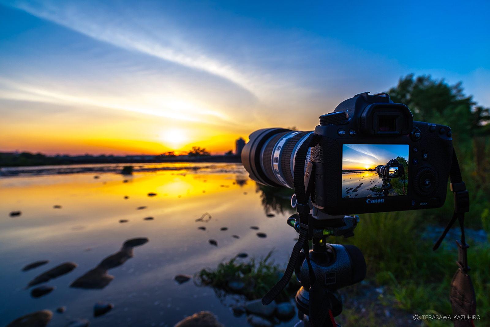 настройки камеры в тревел-фотографии