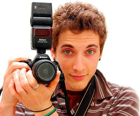 как правильно фотографировать со вспышкой