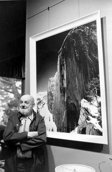 the life and career of ansel easton adams
