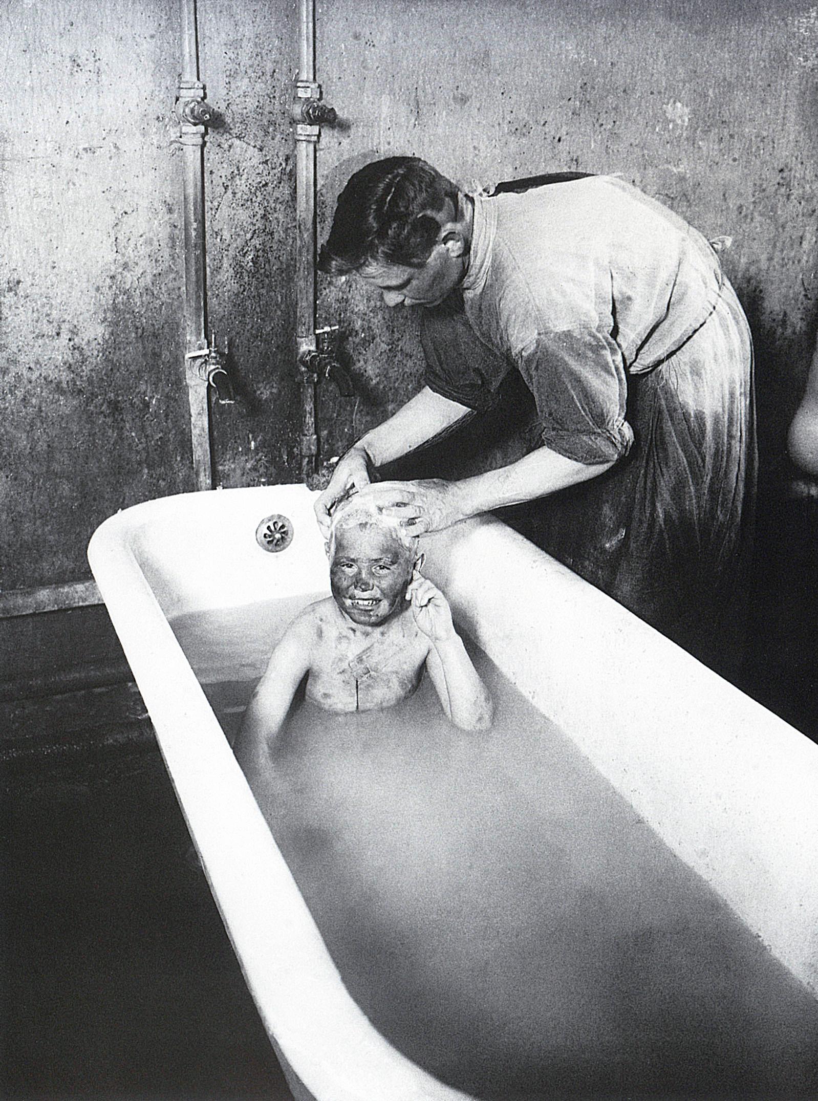 послевоенные фотографии Аркадия Шайхета