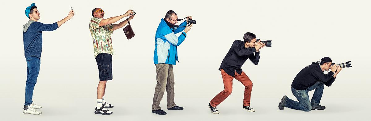профессия фотограф обучение