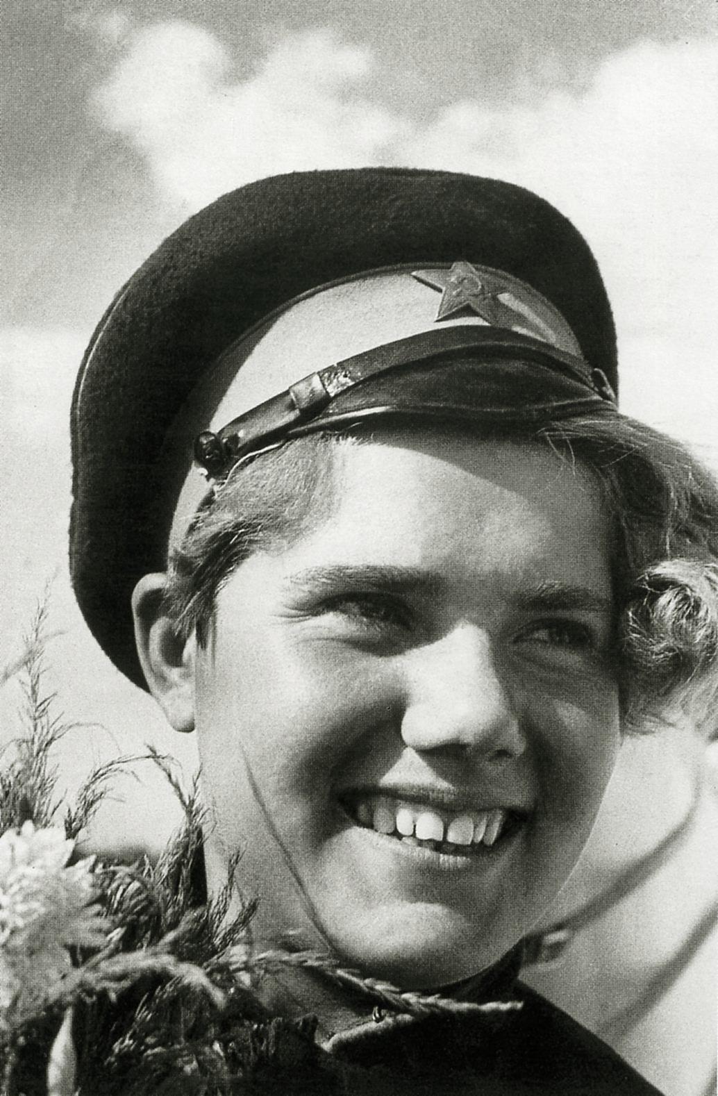фотографии Бориса Игнатовича военного периода