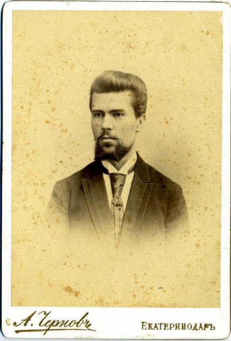 Василий Сокорнов крымский фотограф