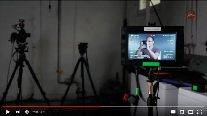 видеоурок Создание видеостудии в цокольном этаже