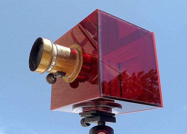 прозрачная камера Clera