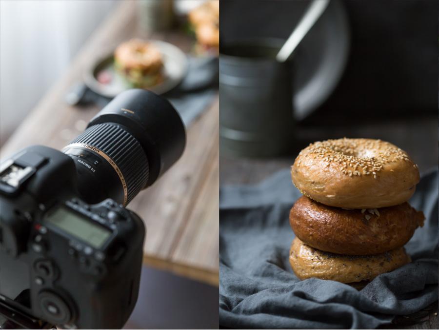 как правильно фотографировать продукты