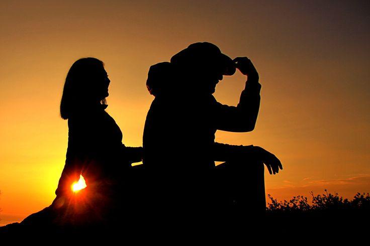 как фотографировать на закате дня