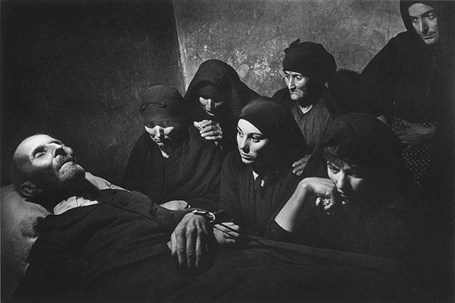 Фоторепортаж «Испанская деревня»