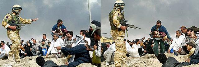 Брайан Валски Британская армия в Ираке