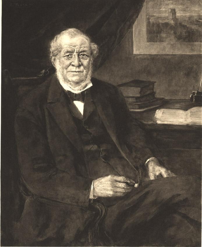 Роберт Вильгельм Бу́нзен (нем. Robert Wilhelm Bunsen) — немецкий химик-экспериментатор