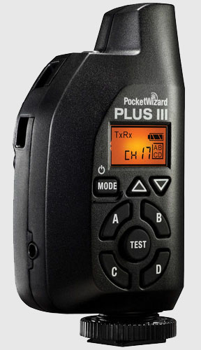 Синхронизатор PocketWizard Plus IV