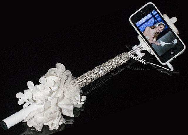 свадебная палка для селфи