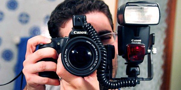 самые распространенные вопросы о вспышке для фотокамеры
