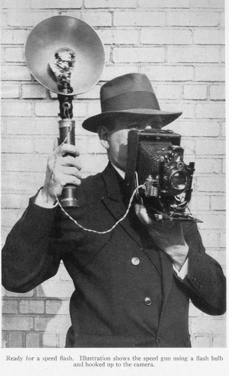 история фотовспышек