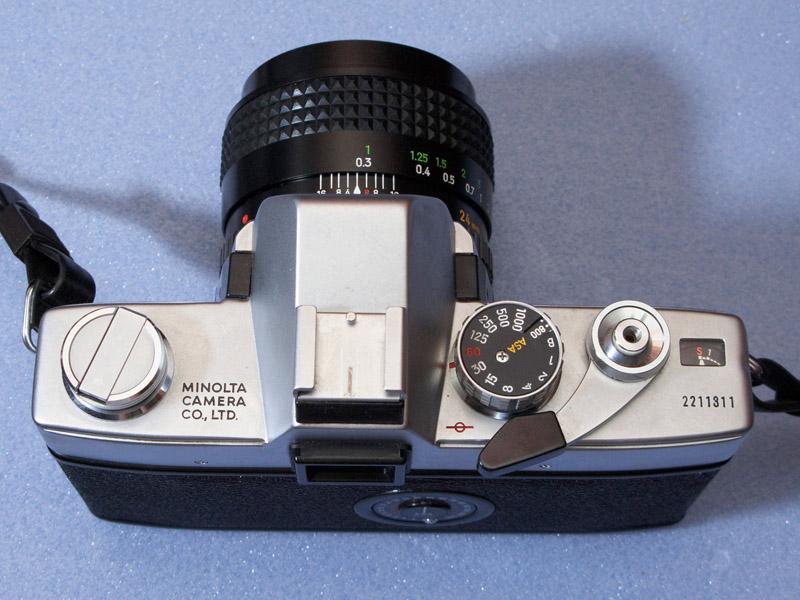 Фотокамеры с холодным башмаком