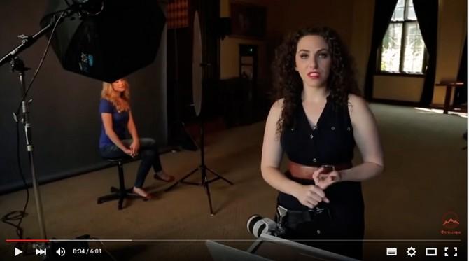 видеоурок 5 советов как раскрепостить модель