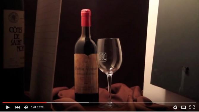 видеоурок как фотографировать вино и бокалы дома