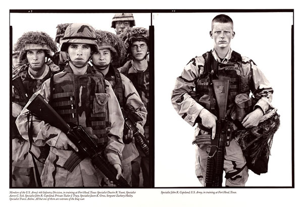 Ричард Аведон Вьетнамская война