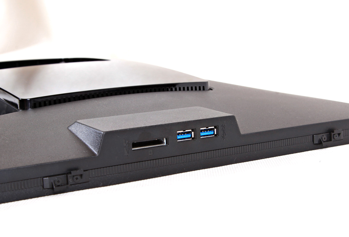 BenQ SW2700PT кардридер USB-кард