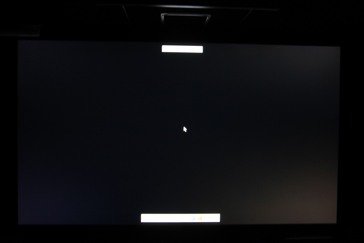 BenQ SW2700PT backlight bleeding