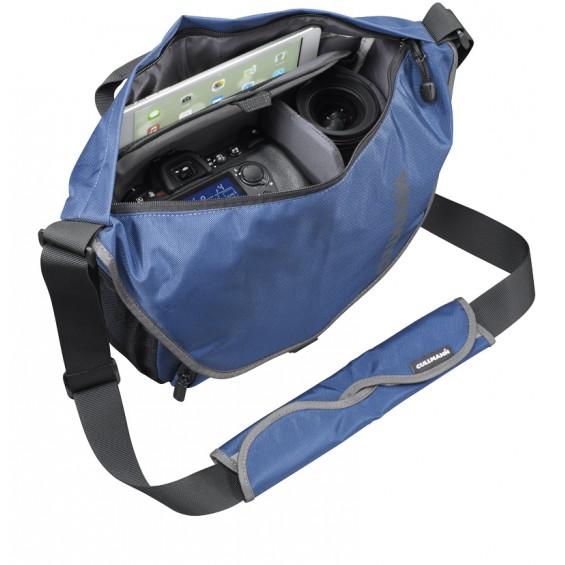 Cullmann MADRID sports Maxima 125+ Grau/Orange сумка для фотооборудования