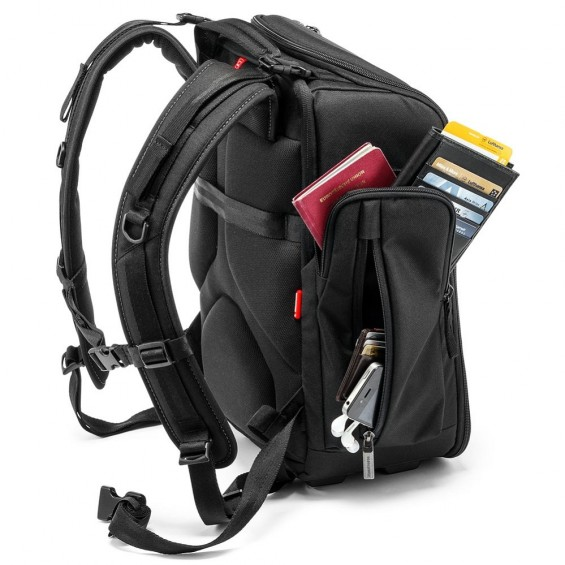 Manfrotto MP-BP-20BB Professional Backpack 20 рюкзак для фотоаппарата