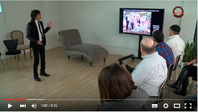 Видеоурок «Советы по фотосъемке группового фото на торжественных мероприятиях и не только. Часть первая»