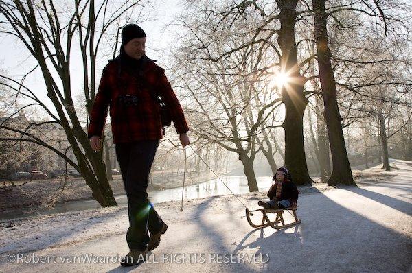 правила фотографирования зимой