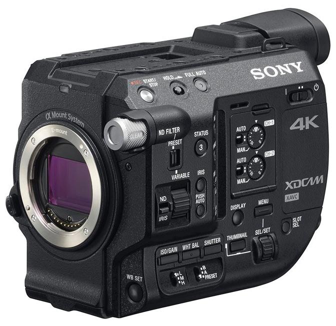 карты памяти для съемки видео 4К