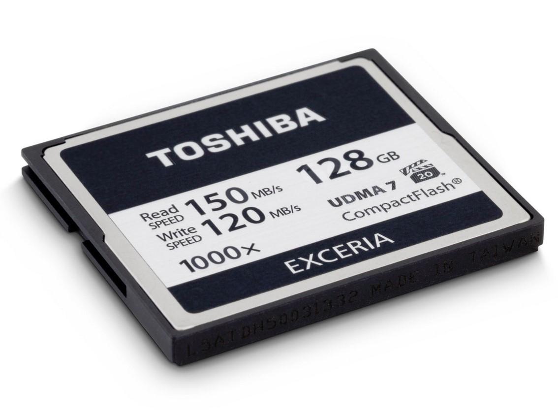 карта памяти Toshiba Exceria