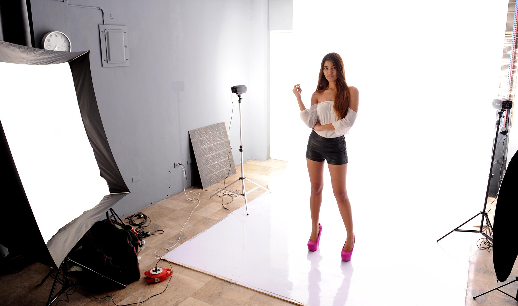 Фотостудия в домашних условиях, как сделать фотостудию дома из подручных 6