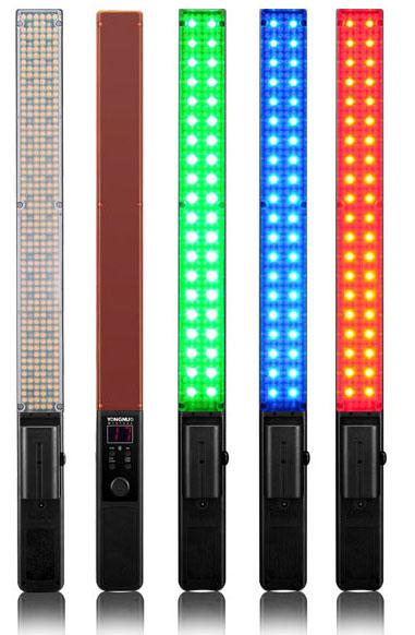 Yongnuo YN360 новый дополнительный осветитель для креативной съемки