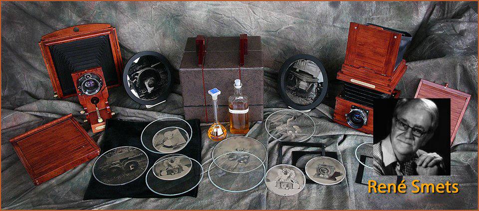 деревянные объективы Рене Сметса (René Smets)