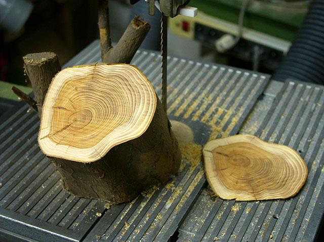 как выбрать древесину для изготовления