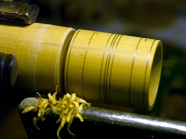процесс изготовления деревянной фототехники