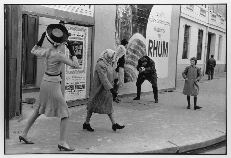 фотографии Henri Cartier-Bresson