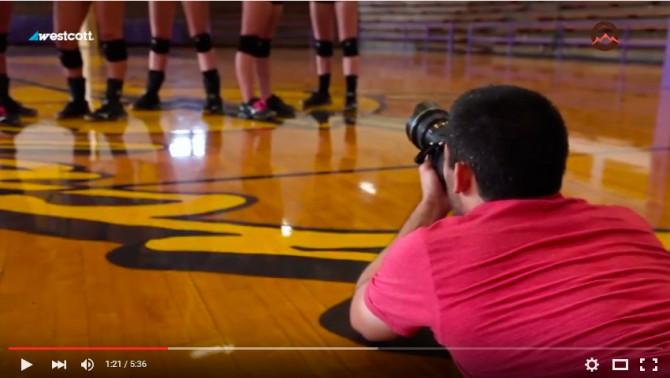 Видеоурок «Простые советы для фотосъемки спортивных команд»