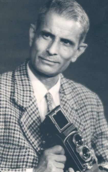 Абидмиан Л. Сайед (Abidmian Lalmian Syed)