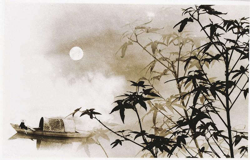 фотографии китайского мастера Лан Цзиншань