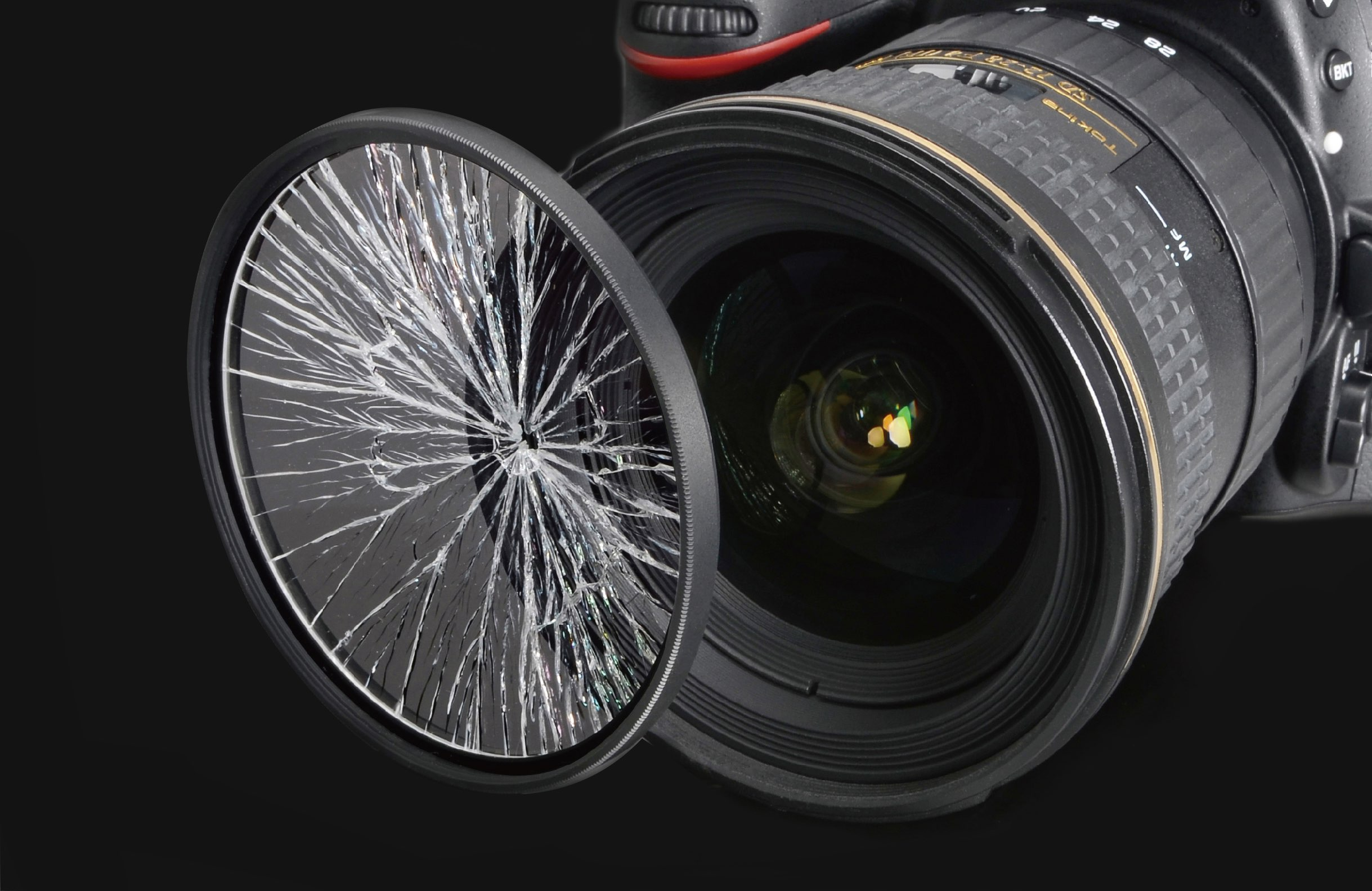 зачем нужен защитный фильтр на объектив
