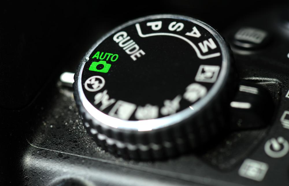 творческие режимы в фотокамере