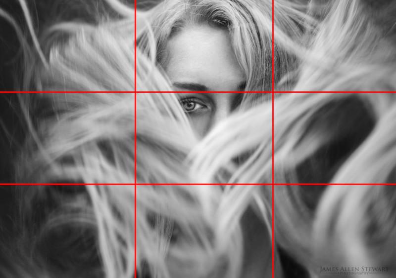 правила композиции в фотографии